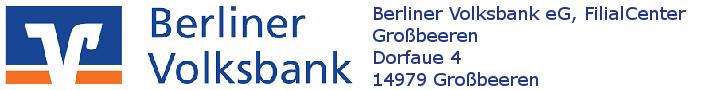 Berliner Volksbank Großbeeren
